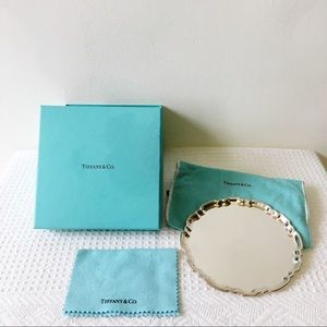 Tiffany & Co Sterling Silver Jewelry Tray 23336